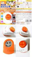 Bento Seaweed Nori 2.2 cm Cutter Punch Accessories Smile ORANGE for dried laver