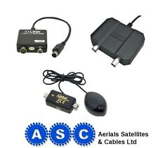 SKY HD GLOBAL IO LINK AND MAGIC EYE FOR SKY HD BOXES WITH NO RF2 OUTPUT