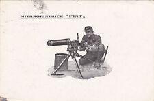 * MILITARE WWI - Mitragliatrice Fiat 1917