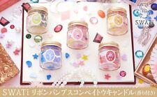 pre6/12【sailor moon Fan club】SWATi Ribbon Pumps Competito candle (scented)5set