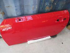TOYOTA 86 GT ZN6 - PASSENGER DOOR PANEL SHELL - RED C7P - LEFT LHS