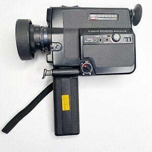 Vintage Video Camera CANON CANOSOUND 514XL-S PARTS