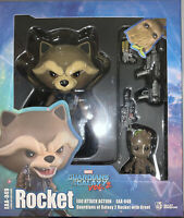 Guardians of the Galaxy Vol.2 Rocket with Baby Groot Egg Attack Action Figure PX