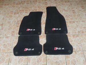 Floor mats Audi A4 B6 B7 RS4