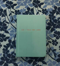 Archie Grand Journal Notebook - Lies I Told And Liked