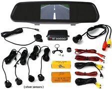 Car Reversing kit- 4.3 Inch TFT LCD Rearview Mirror Monitor, Backup Camera