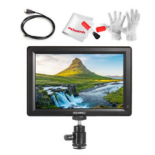 FEELWORLD 7'' IPS HD 1920x1200 4K HDMI Input/ Output Field Monitor +Cable