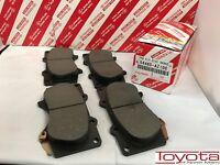 Toyota 03-18 4Runner Front 04465-AZ100 Genuine OEM Brake Pads 04465-AZ100