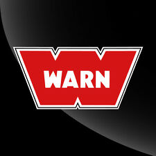 Warn Winch Decal Sticker Offroad Off Road - 9 SIZES - 4 inch to 12 inch