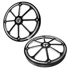 Rear Speaker Grill Fit For Harley Touring Street Glide FLHX FLHTK 14 15 16 17