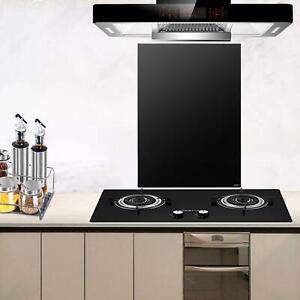 Splashback Tempered Glass For Kitchen Bathroom -Toughened Heat Resistant Panel