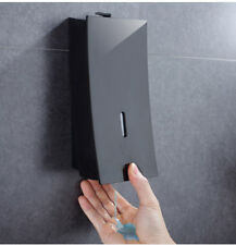 Bathroom Shower Soap Dispenser Liquid Shampoo Holder Container Wall Mount 450mL