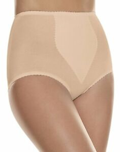 Hanes Shaper Brief 2-Pack Light Control Shapewear Tummy Panel Breathable M-6XL