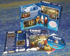 TKKG 16: Das unheimliche Zimmer PC DEUTSCHE Version Selten Klappbox