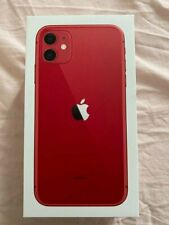*Sealed* Apple iPhone 11 (PRODUCT)RED - 64GB (Unlocked) A2111 (CDMA + GSM)