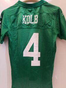 NEW YORK NY JETS Kevin KOLB #4 NFL REEBOK JERSEY YOUTH SMALL