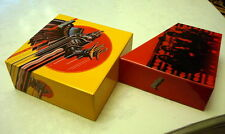 Judas Priest Screaming For Vengeance PROMO EMPTY BOX for jewel case, mini lp cd