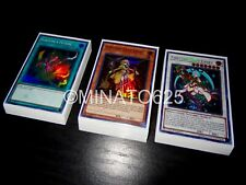 Yugioh Complete Fortune Lady Deck! Fortune's Future Visions Every Dark Light!