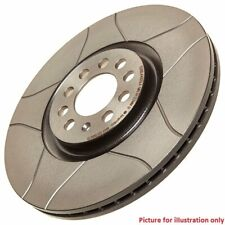 Front Performance High Carbon Grooved Brake Disc (Pair) 09.9369.75 - Brembo Max