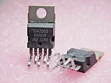 TDA2003 / IC / TO220 / 2 PIECES (qzty)