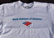 BANK ROBBERS OF AMERICA WORK - CROOKS AND CASTLES - OBEY - Wall street - banksy