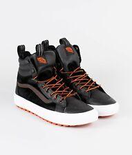 Vans SK8 Hi Boot MTE Black/Spicy Orange Men's Classic Skate Shoes Size 11