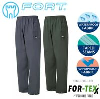 Fortex 500 FLEX Foul Weather Over TROUSERS, WATERPROOF Windproof Silent FLEXIBLE