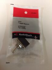 SPST Toggle Switch #275-0602 By RadioShack