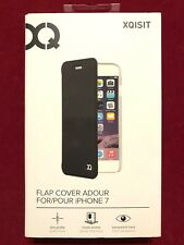 XQISIT Pau Flap COVER PER IPHONE 6,7 & 8 * risparmiare oltre 1/2 PREZZO DA RRP £ 24.99