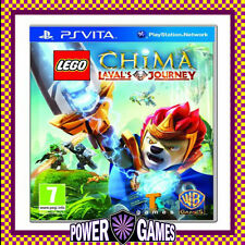 LEGO Legends of Chima: Laval's Journey PS Vita (Sony PSVita) Brand New
