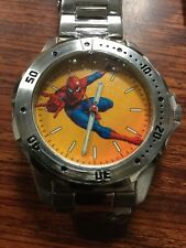 Marvel Spider-Man Officially Licensed Watch New Old Stock