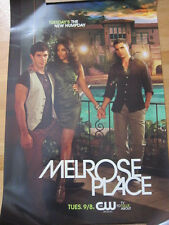 MELROSE PLACE Original promo poster Tuesday new humpday 24x36