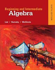 Beginning and Intermediate Algebra (6th Edition)