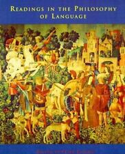 Readings in the Philosophy of Language (Bradford Books) by