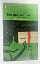The Unquiet Sleep by William Haggard (Paperback, 1964)
