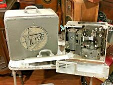 Antique Victor 16mm projector matching speaker cabinet 60B Power Amplifier