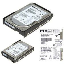 HP 367105-002 146GB 10K SCSI 68pin U320 MAW3147NP