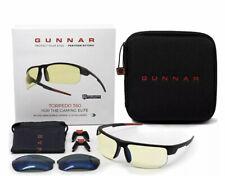 Gunnar Gaming Glasses | Blue Light Blocking Glasses | Torpedo 360 / Onyx