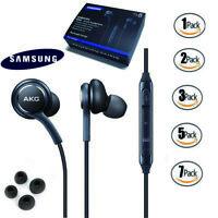 OEM Samsung S9 S8+ Note 8 AKG Earphones Headphones Headset Ear Buds Lot EO-IG955