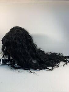 """Joedir Lace Front Wigs 24"""" Long Wavy Synthetic Wigs For Black Women 130% Density"""