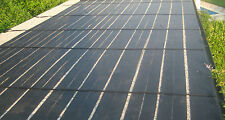 0,66m x 6.00 m EPDM   Poolheizung matte Solar Heizung Schwimmbadheizung Absorber