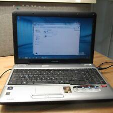 Toshiba Satellite L505D-LS5007, AMD Athlon X2 2.0GHz 3GB NO BATTERY INCL 222GBHD