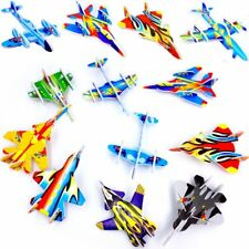 German Trendseller® - 6 x Styropor Flieger l Mitgebsel | Kindergeburtstag | Jet