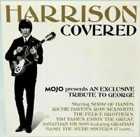MOJO - HARRISON COVERED - VARIOUS ARTISTS - CD - ALBUM - (NEW & SEALED)