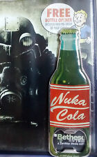 Fallout 3 Nuka Cola bottle opener (Promo exclusive from 2008)