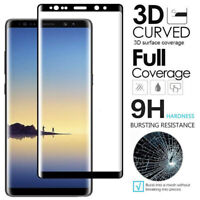 For Samsung Galaxy Note 9 / Note 8 FULL COVER 3D Tempered Glass Screen Protector