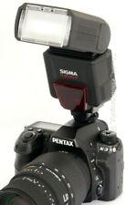 Sigma EF-610 DG ST iTTL Electronic Flash UNIVERSAL for Digital SLR PENTAX NIKON