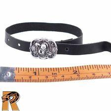 Gangsters Diamond 3 - Belt w/ Skull Buckle - 1/6 Scale - Damtoys Action Figures