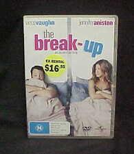 THE BREAK-UP *Vince Vaughn *Jennifer Aniston dvd movie