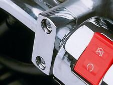 Chrome Master Cylinder Clamp - Honda VT750 C/CD/DC/C2 Shadow Aero/ACE/Spirit